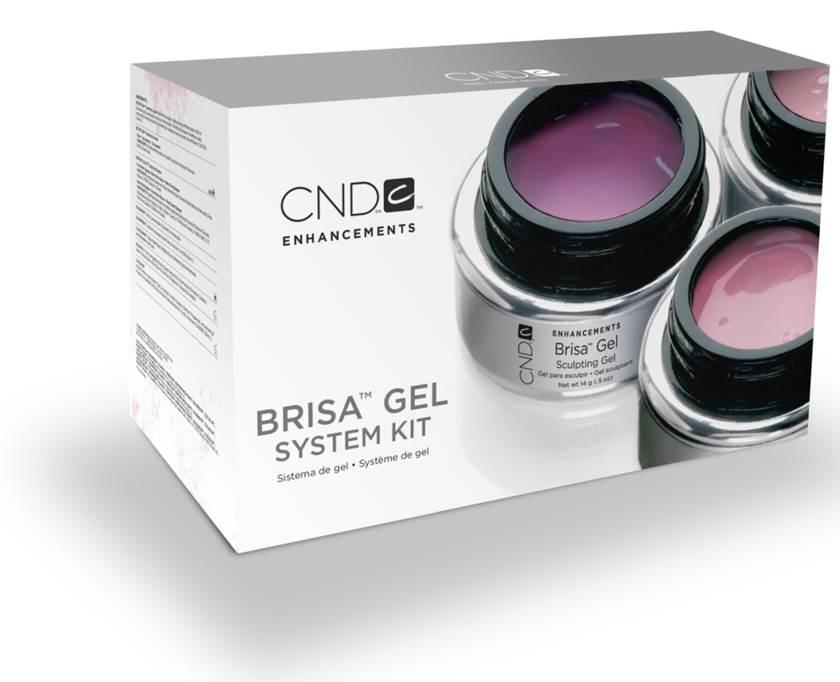 Afbeelding van CND ™ Brisa UV Gel System Kit