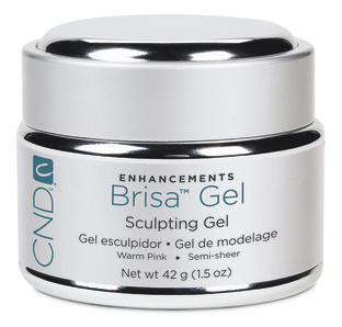 Afbeelding van CND ™ Brisa Sculpting Gel - Warm Pink 42gr (semi sheer)