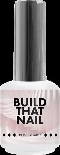NP Build That Nail Rose Quartz