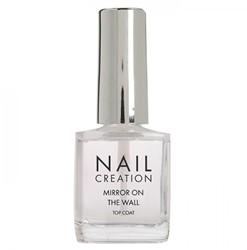 Nail Creation Mirror on the Wall - Topcoat 15 ml