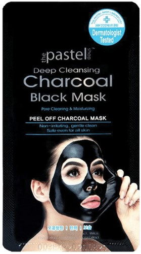 Deep Cleansing Charcoal Peel Off