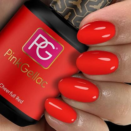 PG - Cheerfull Red #107