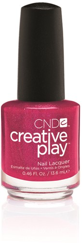 CND™ Creative Play Cherry Glo Round