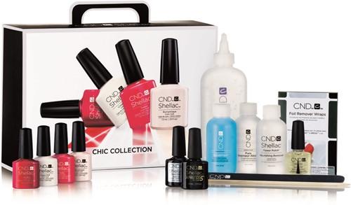 CND™ Shellac™ pakket A UV