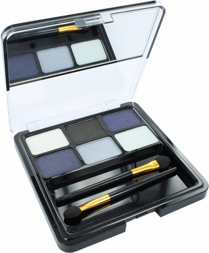 Christian Faye Smokey Eye Oogschaduw - Blue