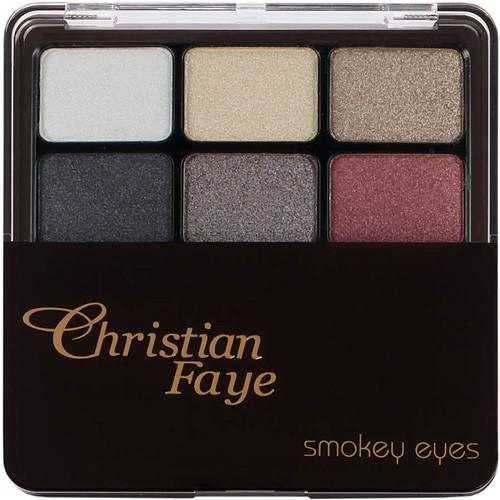 Christian Faye Smokey Eye Oogschaduw Treasure-2