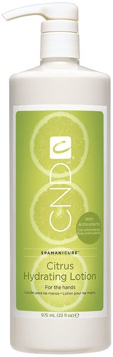 CND™ Citrus Hydrating Lotion 975 ml