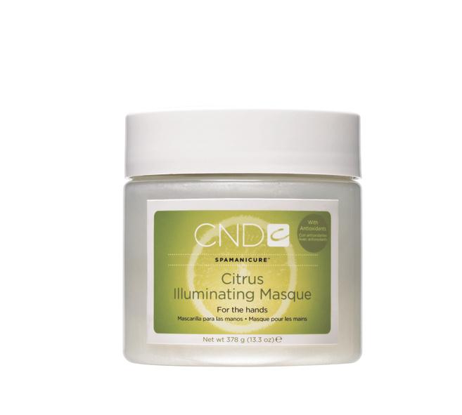 Afbeelding van CND ™ Citrus Illuminating Masque 378 g