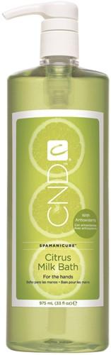 CND™ Citrus Milk Bath 975 ml