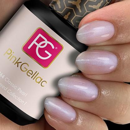 Pink Gellac #164 Classic Pearl