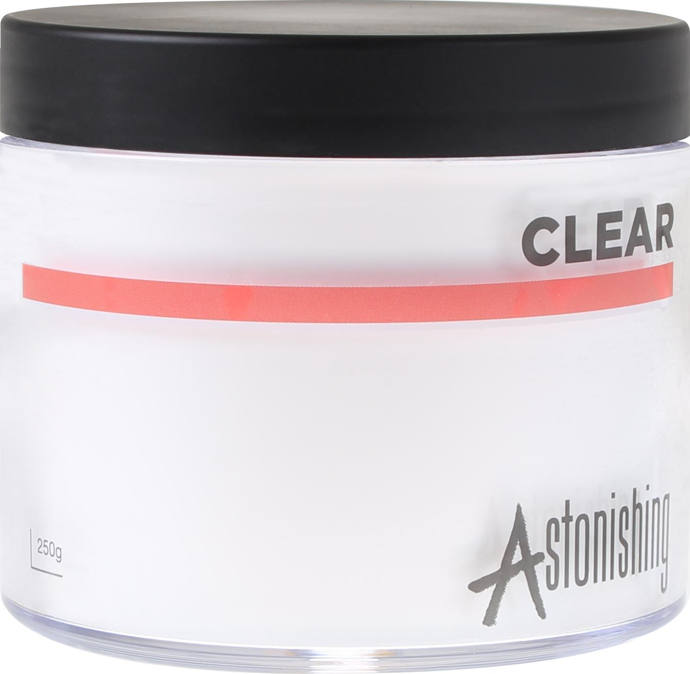 Afbeelding van AST - Acryl Powder Clear 250gr