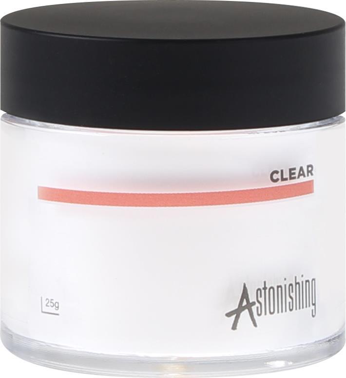 Afbeelding van AST - Acryl Powder Clear 25gr