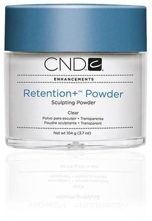 CND™ Retention+ Powder - Clear 104 gr