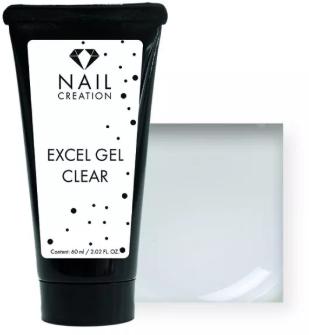 Nail Creation - Excel Gel Clear 60ml