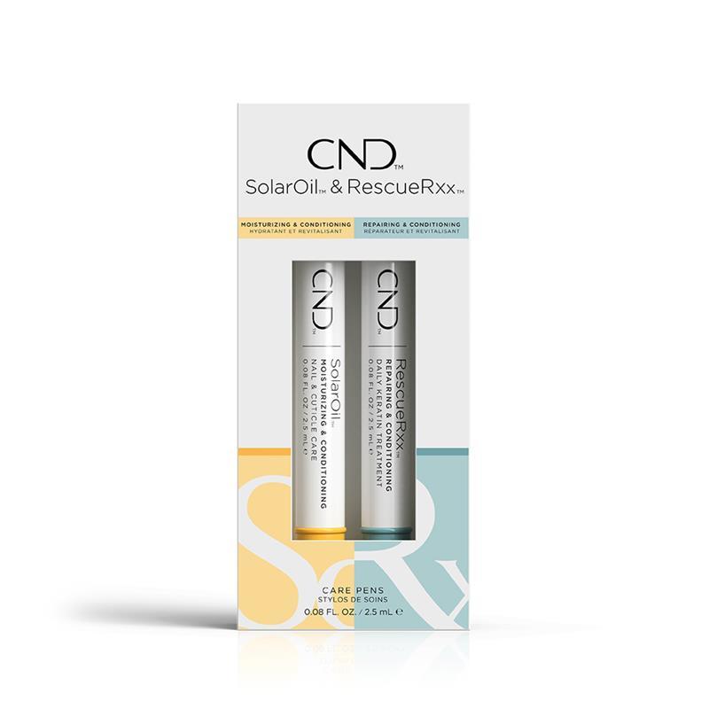 Afbeelding van CND Essentials Care penselen Duo Pack