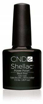 CND™ Shellac™ Black Pool
