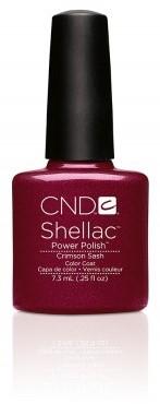 CND™ Shellac™ Crimson Sash