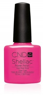 CND™ Shellac™ Hot Pop Pink