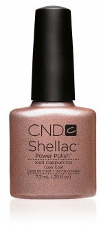 CND™ Shellac™ Iced Cappuccino