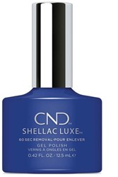 CND™ SHELLAC LUXE™ Blue Eyeshadow #283