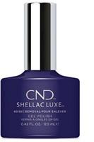 CND™ SHELLAC LUXE™ Eternal Midnight  #254