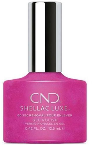 CND™ SHELLAC LUXE™  Magenta Mischief  #209