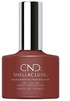 CND™ SHELLAC LUXE™ Oxblood  #222