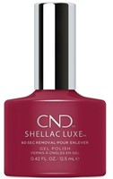 CND™ SHELLAC LUXE™ Rouge Rite  #197