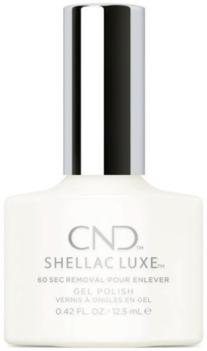 CND™ SHELLAC LUXE™ Studio White #151