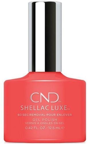 CND™ SHELLAC LUXE™ Tropix  #154