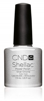 CND™ Shellac™ Silver Chrome