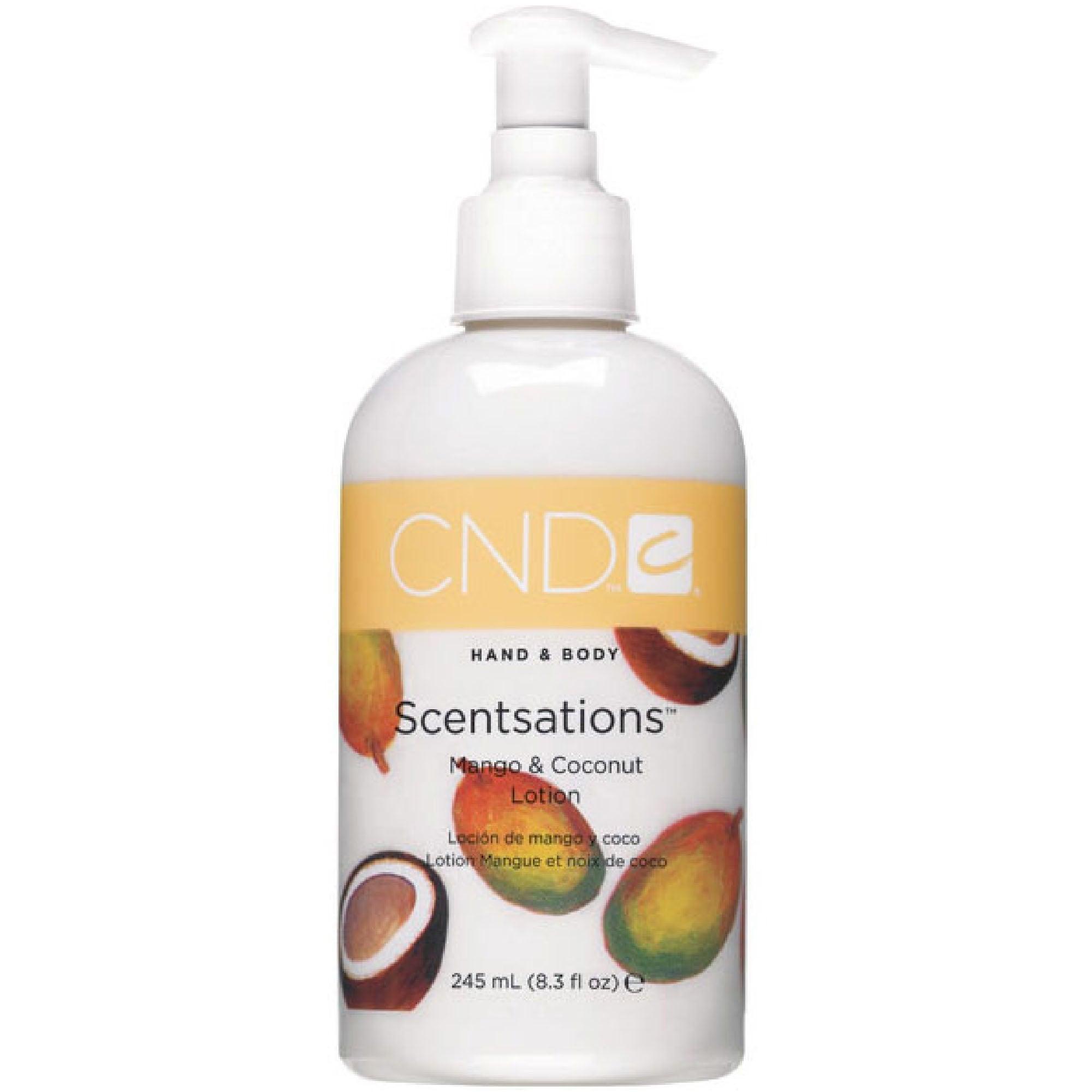 Afbeelding van CND ™ Scentsations Lotion - Mango & Coconut 245 ml