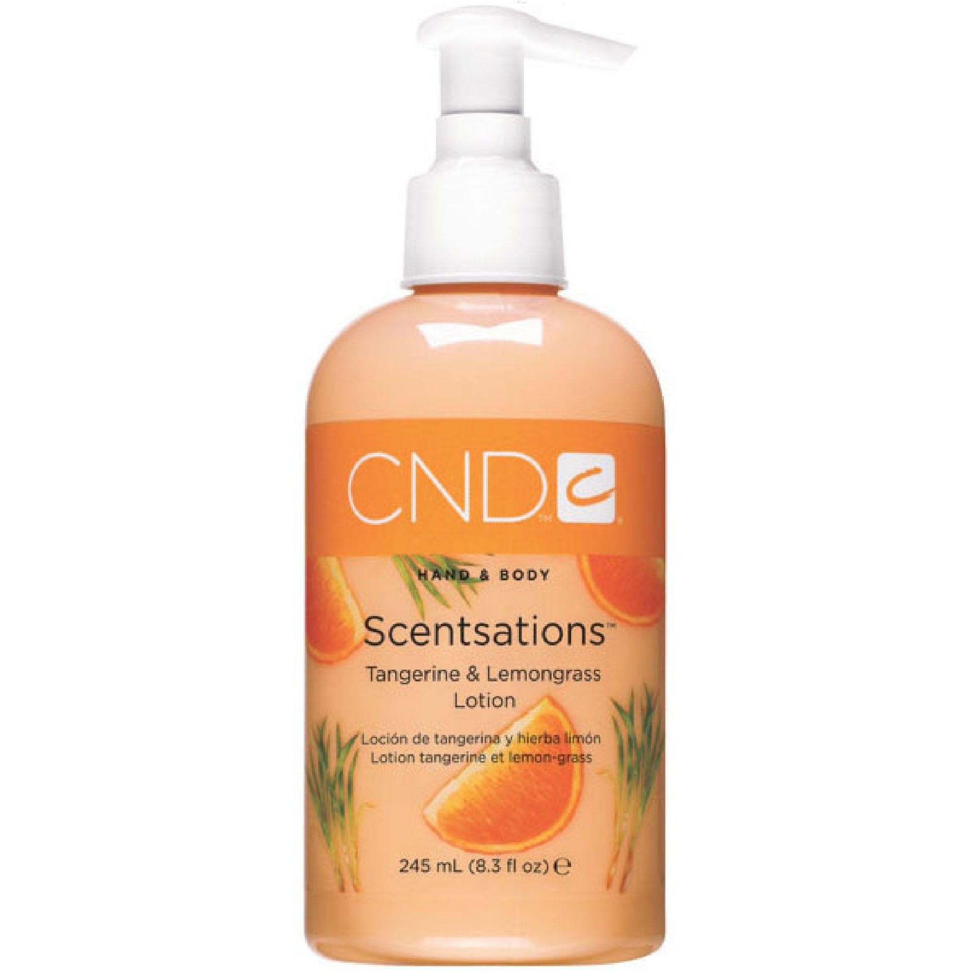 Afbeelding van CND ™ Scentsations Lotion - Tangerine & Lemongrass 245 ml