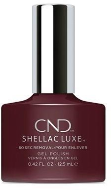 CND™ SHELLAC LUXE™ Black Cherry #304