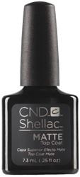 CND™ Shellac™ Matte Topcoat 7,3 ml