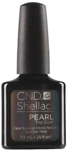 CND™ Shellac™ Pearl Topcoat 7,3 ml