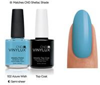 CND™ Vinylux™ Azure Wish #102-2