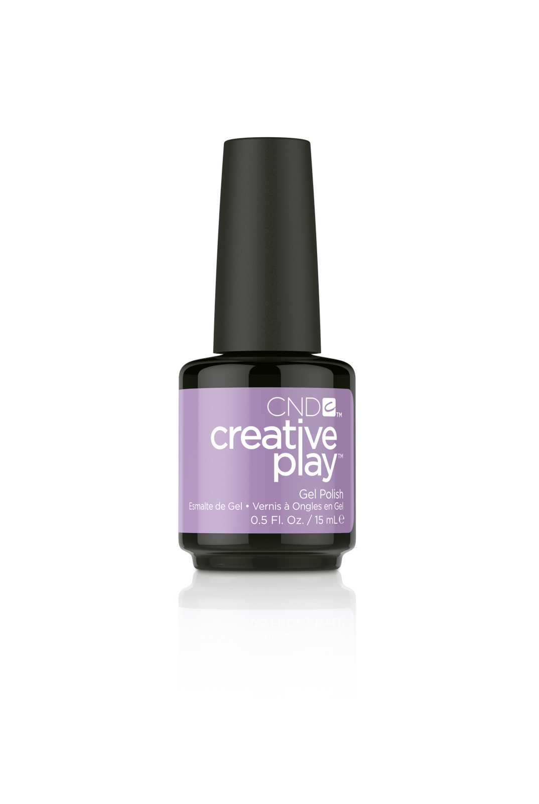 Afbeelding van CREATIVE PLAY Gel Polish – A Lilacy Story #443