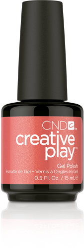 CREATIVE PLAY Gel Polish – Bronzestellation #417