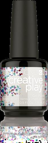 CREATIVE PLAY Gel Polish – Glittabulous #449