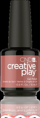 CREATIVE PLAY Gel Polish – Nuttin To Wear 15ml