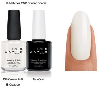 CND™ Vinylux™ Cream Puff #108-2
