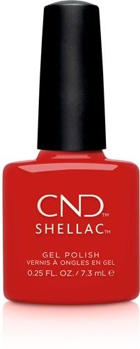CND™ Shellac™ Devil Red