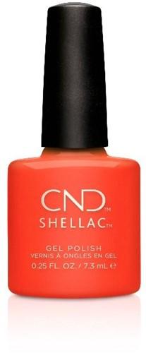 CND™ Shellac™ Electric Orange