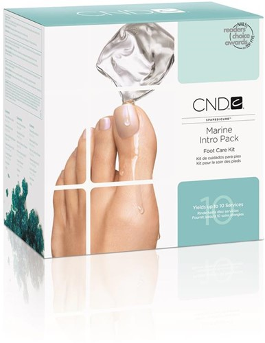 CND™ Spa Pedicure Marine Kit