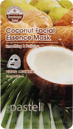 Coconut Facial Essence Sheet - Doos 12stuks
