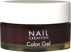 Nail Creation Color Gel - Aubergine 5 ml