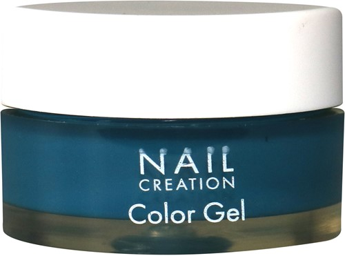 Nail Creation Color Gel - Blue Marlin 5 ml
