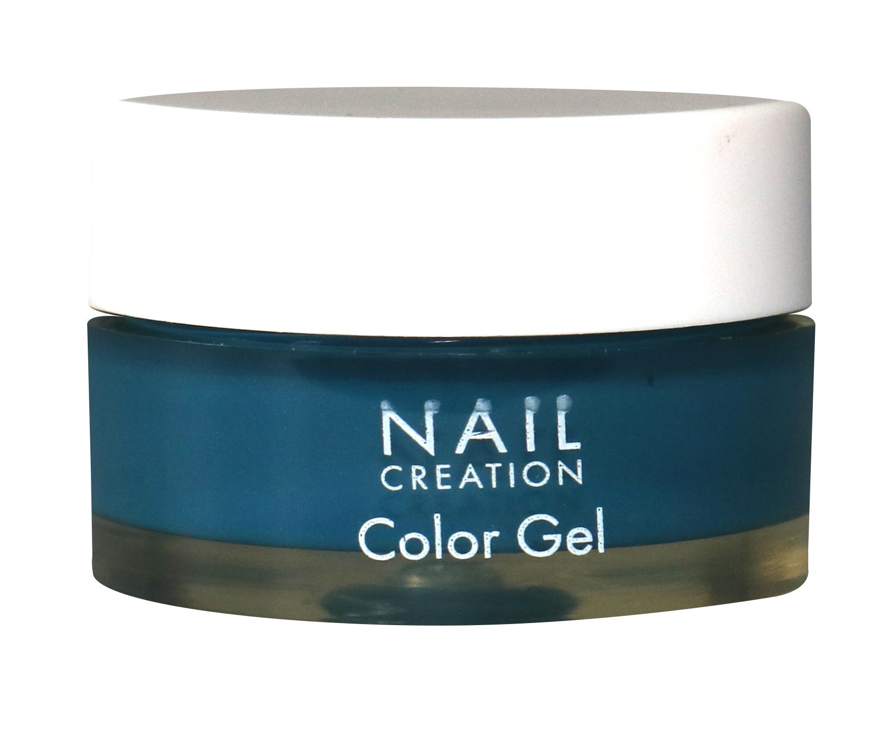 Afbeelding van Nail Creation Color Gel - Blue Marlin 5 ml
