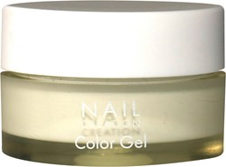 Nail Creation Color Gel - Just White 5 ml
